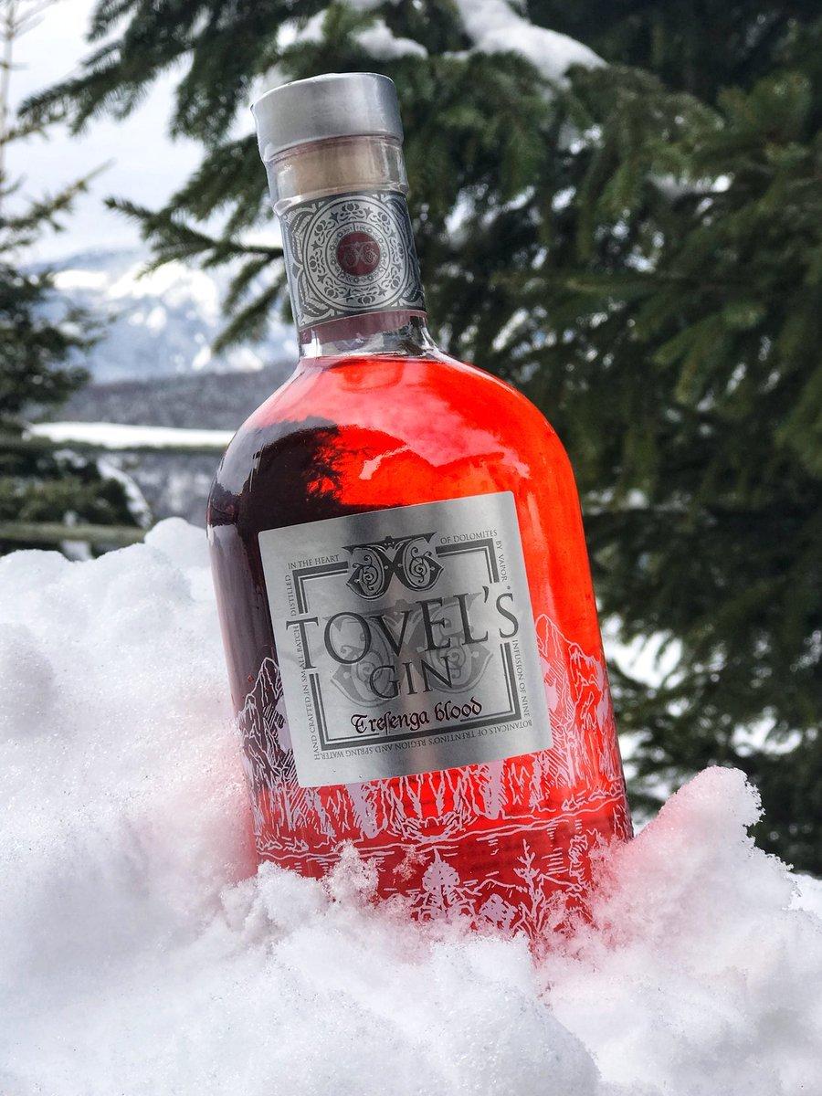 Tovel's Gin Tresenga Blood