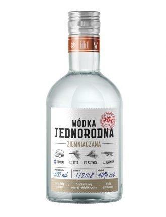 Vodka Jednorodna Potato • Torunskie Wodki Gatunkowe • Polonia • 50cl • SPEDIZIONE GRATUITA