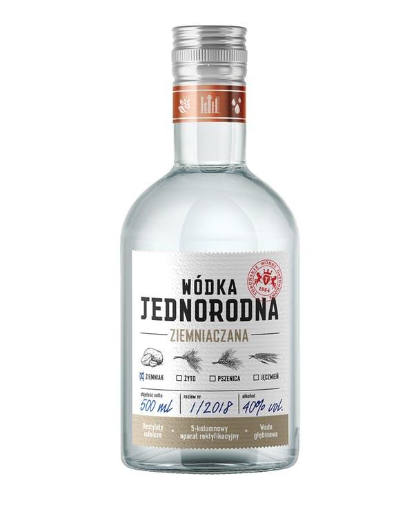 Vodka Jednorodna