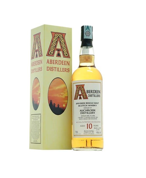 Whisky Aberdeen
