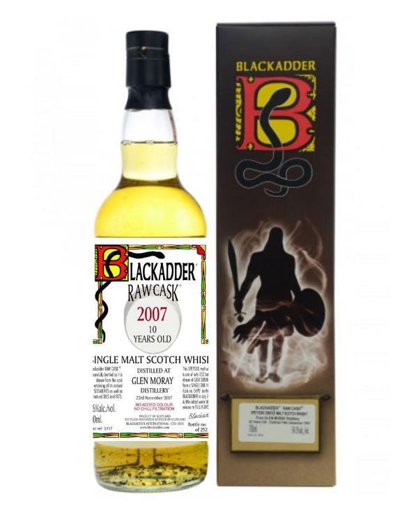 Whisky Blackadder Raw Cask