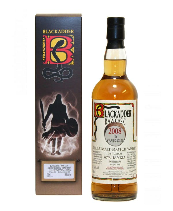 Whisky ROYAL BRACKLA