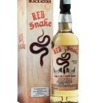 Whisky Red Snake • Blackadder • Cask #RN83 • 70cl • SPEDIZIONE GRATUITA