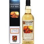Whisky Blackadder Peat Reek • Torbato • Single Malt Scotch Whisky • Aged 8/10 years • 70cl • SPEDIZIONE GRATUITA
