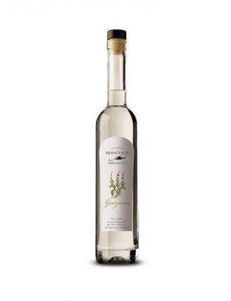 Acquavite di Genziana • Distilleria Francesco • 2 x 50cl • SPEDIZIONE GRATUITA