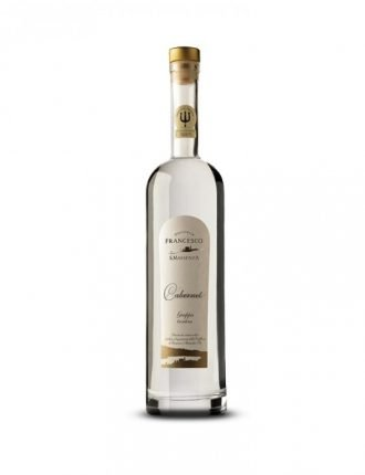 Grappa di Cabernet • Distilleria Francesco • 70cl • SPEDIZIONE GRATUITA