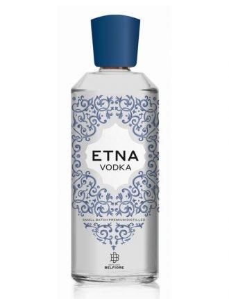 Vodka Etna • Etna Distillery • Italia • 70cl • SPEDIZIONE GRATUITA