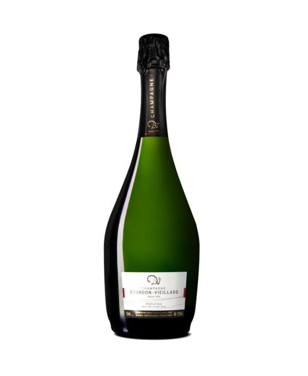 Champagne Dourdon Vieillard • Brut Prestige Millesime
