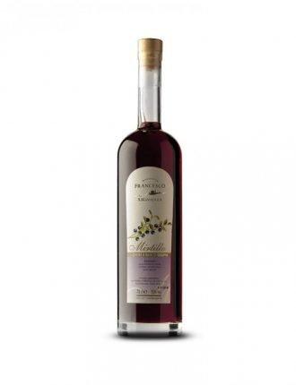 Mirtillo alla Grappa • Distilleria Francesco • 70cl • SPEDIZIONE GRATUITA