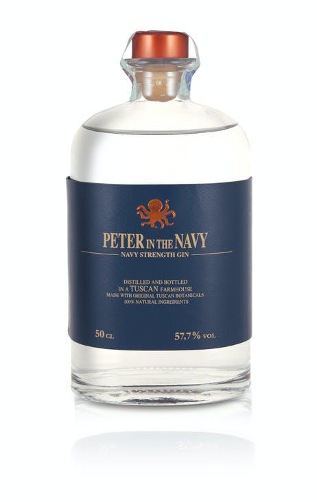 peter in the navy