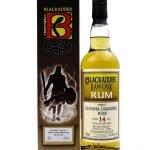Rum Guyana Diamond • Blackadder • 2003 • Guyana • 70cl • SPEDIZIONE GRATUITA
