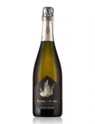 Trentodoc Blanc de Sers • Brut Nature • Casata Monfort • Trentino • 2018 • 3x75cl • SPEDIZIONE GRATUITA