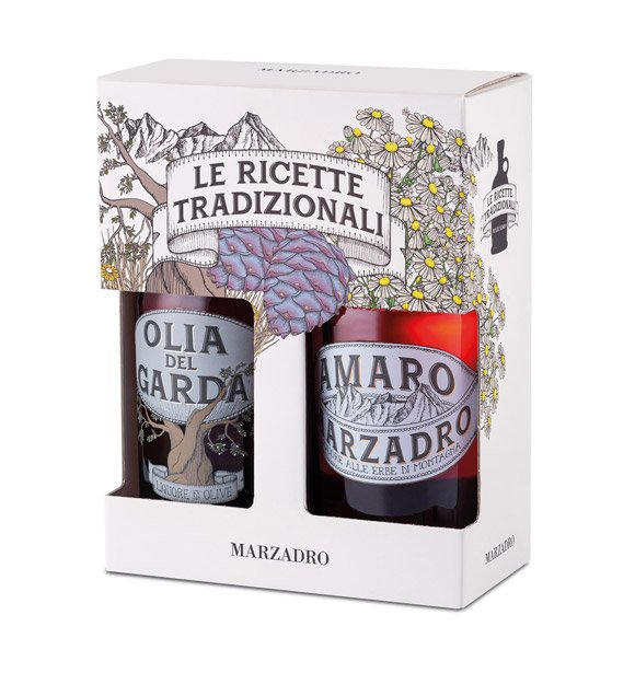 Amaro Marzadro & Olia del Garda