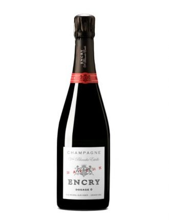 Champagne Encry • Zero Dosage Grand Cru Blanc De Blancs • Francia • Magnum 150cl • SPEDIZIONE GRATUITA