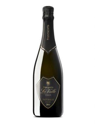Franciacorta Naturalis Extra Brut • La Valle • Lombardia • 2011 • 3x75cl