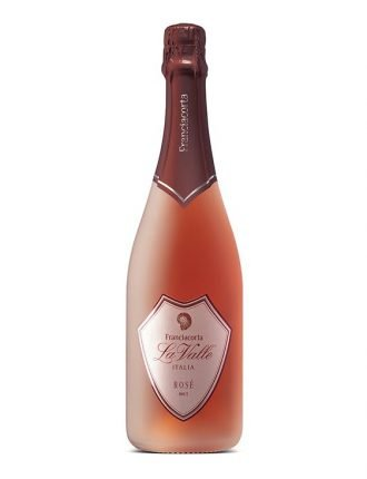 Franciacorta Rosè Brut • La Valle • Lombardia • 2015 • 3x75cl