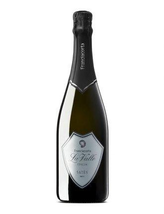 Franciacorta Saten Brut • La Valle • Lombardia • 2016 • 3x75cl