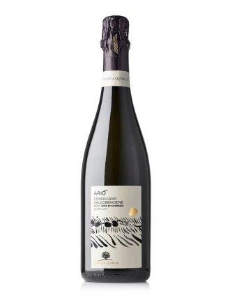 Prosecco Ariò Superiore Extra Dry Valdobbiadene Rive Di Scomigo • Antica Quercia • Veneto • 2019 • 3x75cl