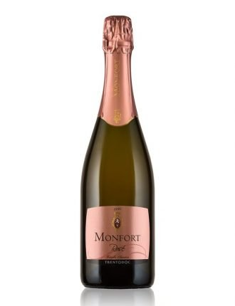 Trentodoc Rosè • Casata Monfort • Trentino • 3x75cl