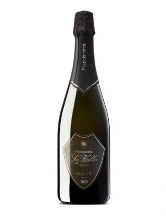 Franciacorta Regium Brut • La Valle • Lombardia • 2012 • 3x75cl