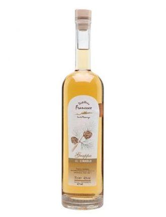 Grappa al Cirmolo • Distilleria Francesco • 70cl • SPEDIZIONE GRATUITA