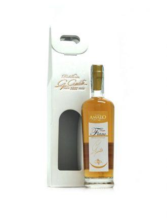 Grappa di Fiano Barricata • Distilleria Amato • Campania • 50cl • SPEDIZIONE GRATUITA
