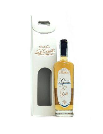 Grappa di Greco Barricata • Distilleria Amato • Campania • 50cl • SPEDIZIONE GRATUITA