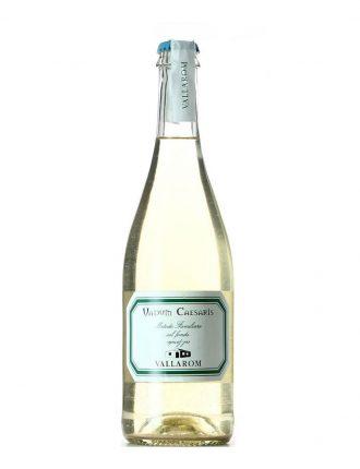 Vino Frizzante Sui Lieviti Vadum Caesaris Bio • Trentino • 2020 • 3x75cl • SPEDIZIONE GRATUITA