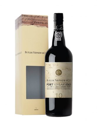 Porto Tawny Butler Nephew 10 Years Old • Christie'S Port Wine • Portogallo • 2010 • 75cl • SPEDIZIONE GRATUITA